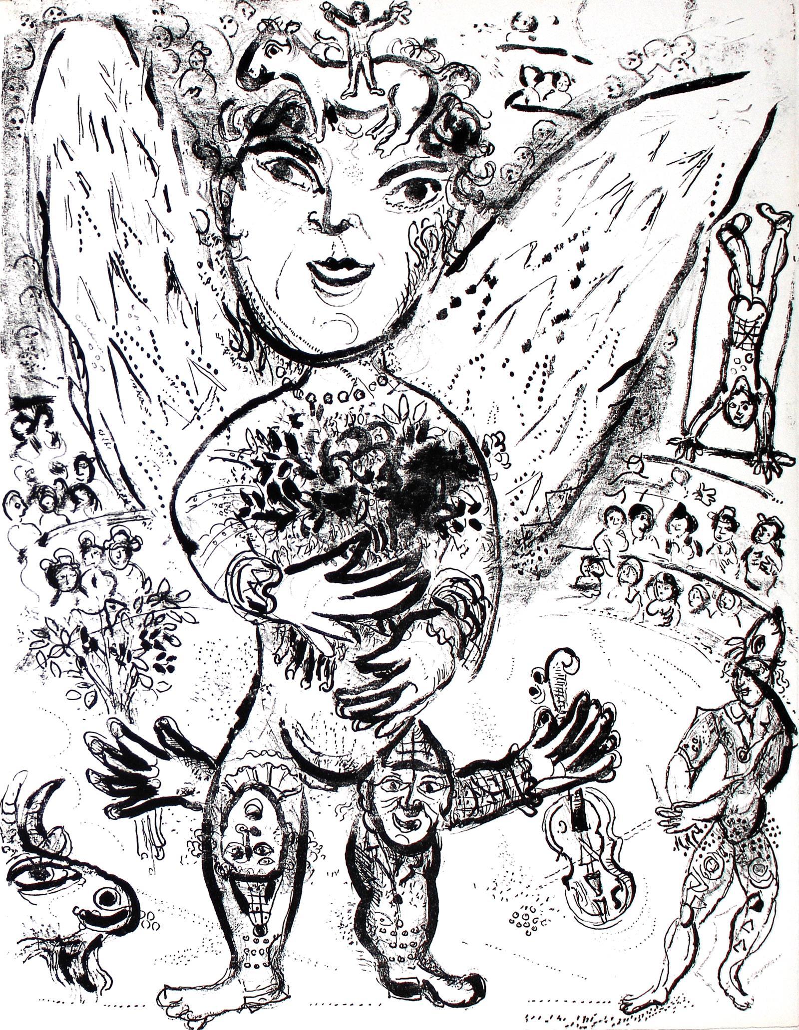 Chagall, Marc.